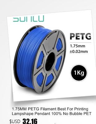 Sunu, filamento pla arco-íris, 1.75mm, 1kg, material