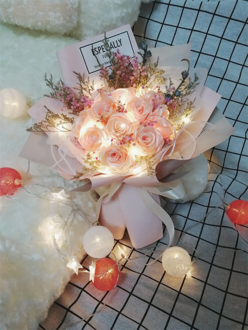 New Year 2020 Gifts 10M/5M/2M LED Garland Copper Wire String Fairy Lights Noel Christmas Decorations for Home Xmas Tree Decor 43