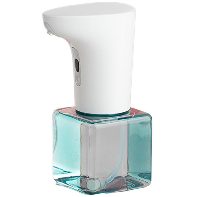 Automatic Foaming Soap Dispenser, Pressless Foam Soap Dispenser Infrared Motion Sensor, Hand Free Countertop Soap Dispensers,Wat