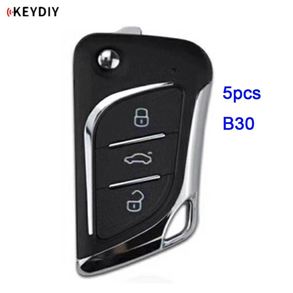 5 шт. KEYDIY B30 универсальный пульт дистанционного управления серии B для KD900 KD900 + URG200 KD-X2 mini