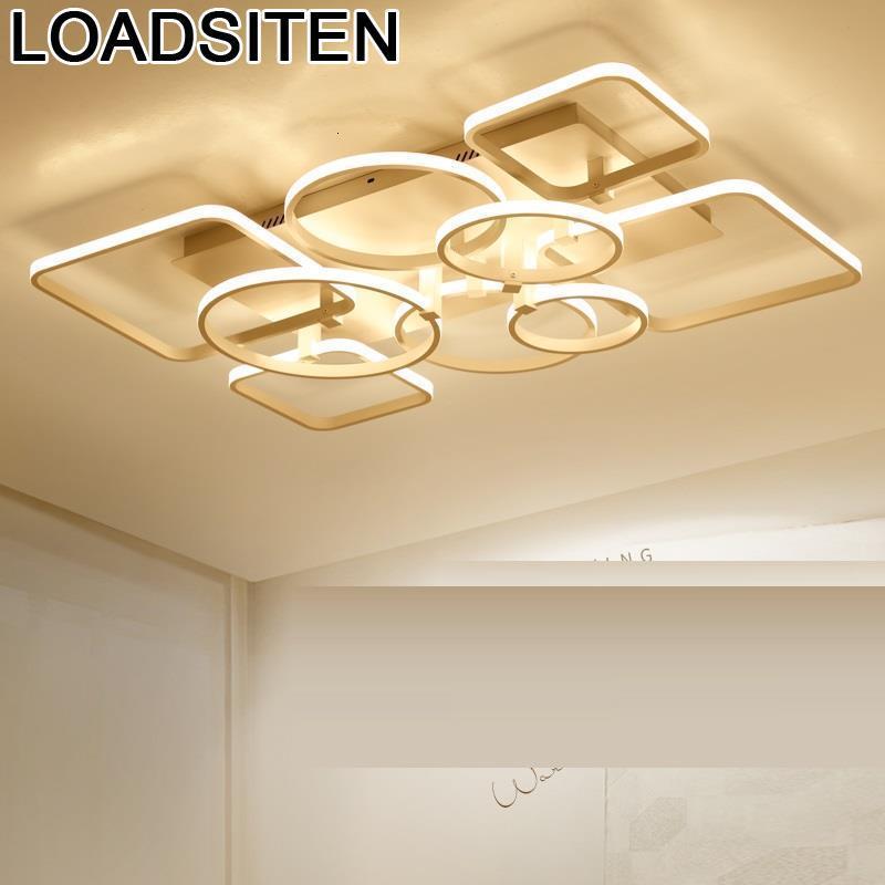 Lustre Plafonnier Moderne Sufitowa Plafond Lamp Celling Lampen Modern Plafondlamp Lampara De Techo Led Ceiling Light
