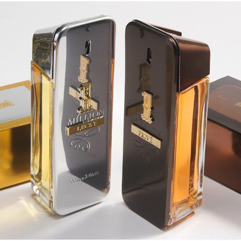 100ML Natural Perfume Men Parfum Atomizer Bric Richest Spray Attracts Tobacco And Sandalwood Wood Fragrance