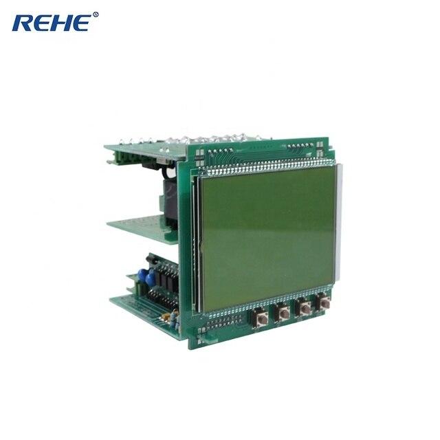 CE,ISO 인증 다기능 디지털 패널 미터, 원격 제어 전기 미터 RH-3FHD2Y