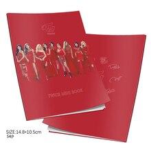 Kpop Twice Mini Photo Book TWICELIGHTS Concert HD Photograph Jihyo Mina Poster P