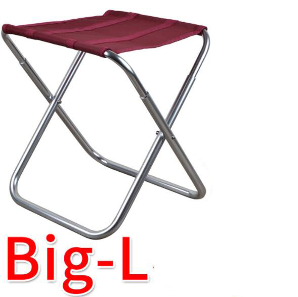 Wholesale Folding Barbecue Chair Portable Camping Stool Fishing Stools