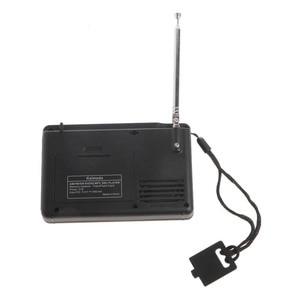 Portable Digital Tuning LCD Re