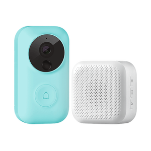 Image 5 - Xiaomi MIJIA Smart Visual Doorbell+Indoor Receiver Voice Fonts 1080p 120° Angle Infrared Night Vision Xiomi Work With MIJIA APP