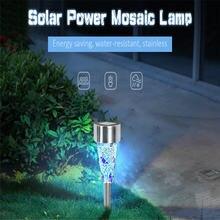 3 светодиодный т светодиодные фонари на солнечной батарее из