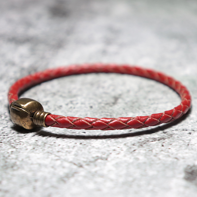 Bracelet cuir minimaliste 6
