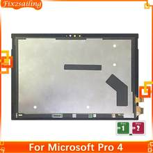 LCD Assembly LCD Display Touch Screen Digitizer Panel Digitizer For Microsoft Surface Pro 4 1724 12.3 Inch