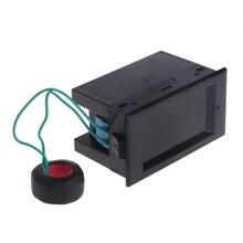 AC 80-300 В Вольтметр Амперметр измеритель энергии Вольт Ампер Мощность кВтч метр 100A CT