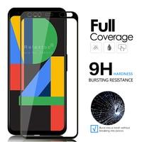 15d Armored Vetro di Protezione per Google Pixel 4 Xl 4xl Xl4 Temperato Pellicola Della Protezione Dello Schermo Del Telefono di Vetro per Google Pixel 4 Pixel4xl