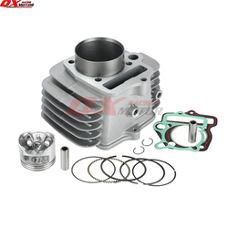 YX140 140cc Комплект прокладок поршневого кольца цилиндра для 56 мм отверстия YinXiang 140cc 150cc 1P56YMJ 1P56FMJ 1P56FMJ-5 двигатель Dirt Pit Bike