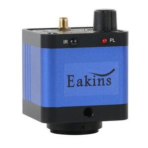 Image 5 - Câmera microscópica eletrônica, 36mp 1080p 60fps hdmi usb wi fi microscópio ocular eletrônico câmera + 0.5x c lens mount para microscópio biológico