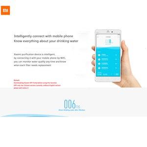 Image 5 - Xiaomi Original Countertop RO Water Purifier 400G Membrane Reverse Osmosis Water Filter System Technology Kitchen Type Household