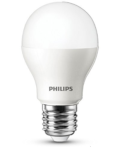 Philips - LED Estándar Mate, Casquillo E27