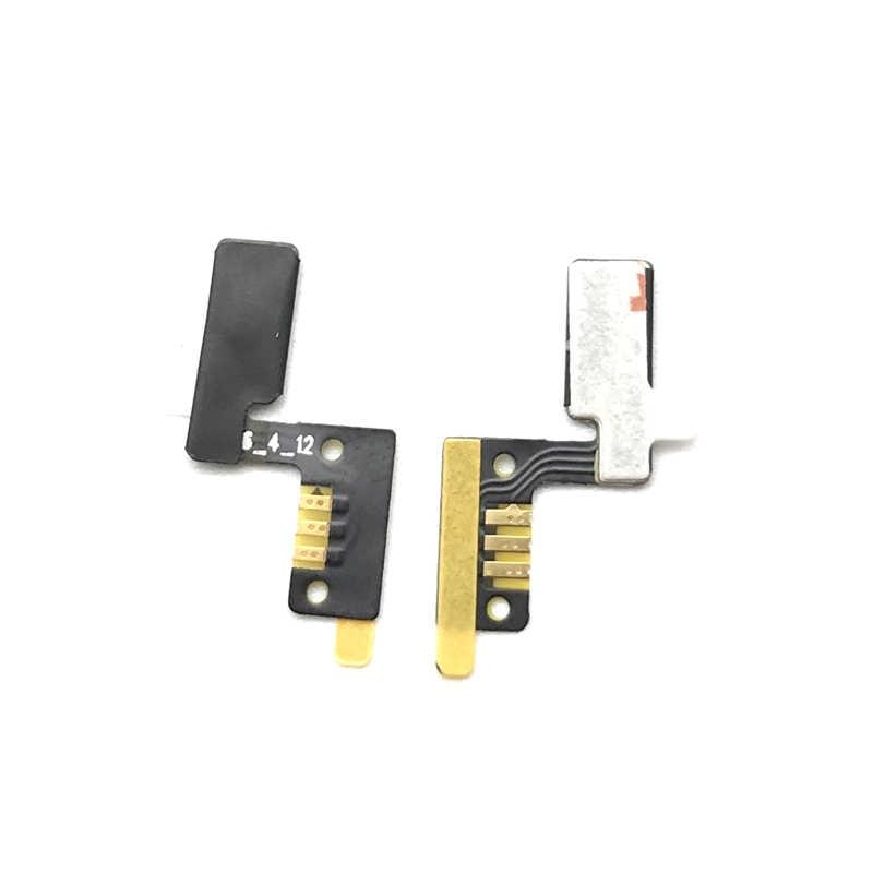 2 יח'\חבילה, חדש כוח על Off נפח צד כפתור מפתח Flex כבל עבור Asus Zenfone ללכת ZB500KL X00AD החלפת חלקים