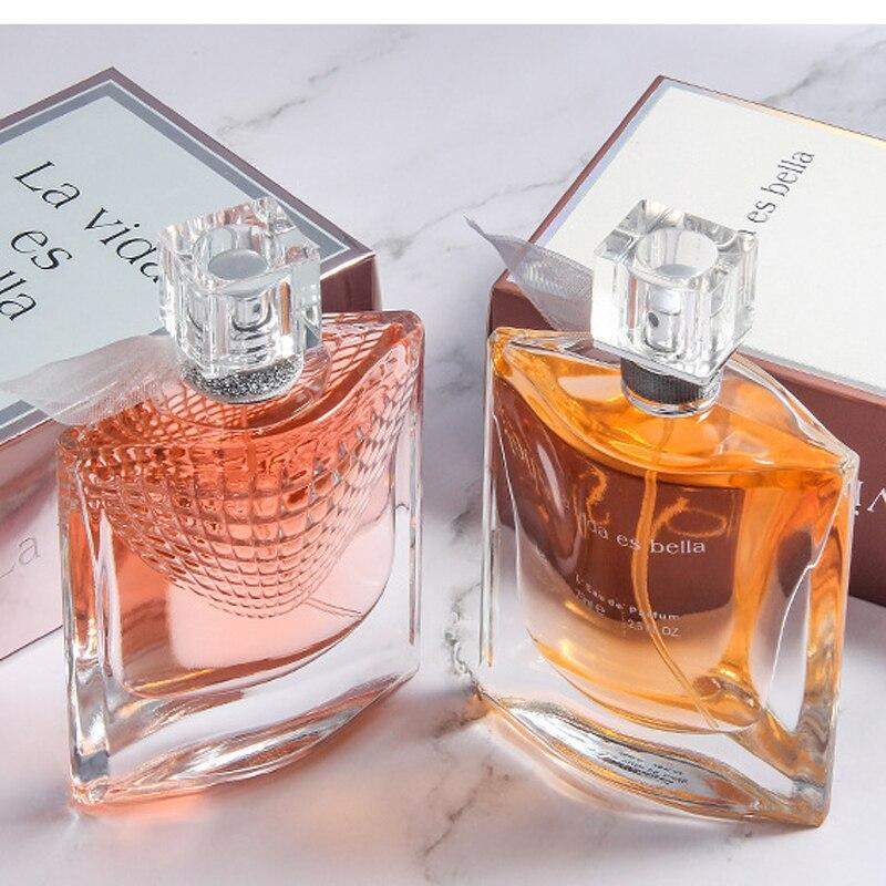 Hot Brand Original Perfume For Women 75ML Rose fragrance Long Lasting Perfumes Sexy Lady Parfum Glass Bottle Spray Deodorant 5