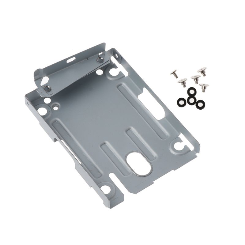Hard Disk Drive HDD Base Tray Mounting Bracket Support For Playstation 3 PS3 Slim S 4000 With Screws