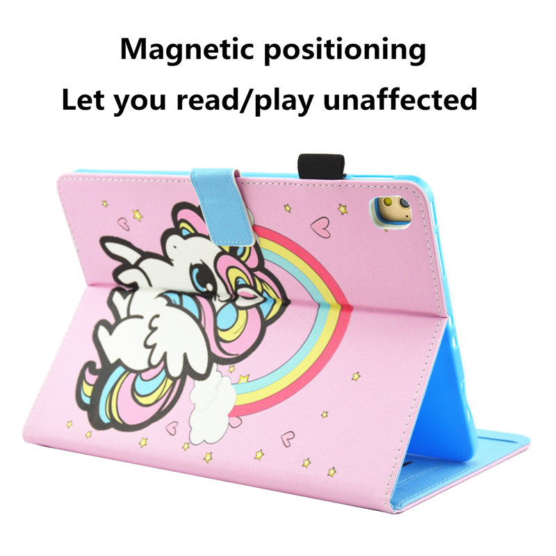 Case Tablet Cute Cover Generation Unicorn iPad Cat iPad 7th For Case 10.2