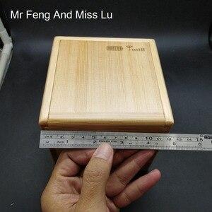 Image 2 - Caja de regalo de madera rompecabezas con mecanismo especial juego moneda hucha