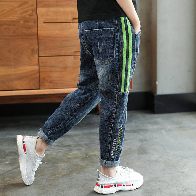 IENENS Boys Jeans Denim Trousers 5-13Years 2