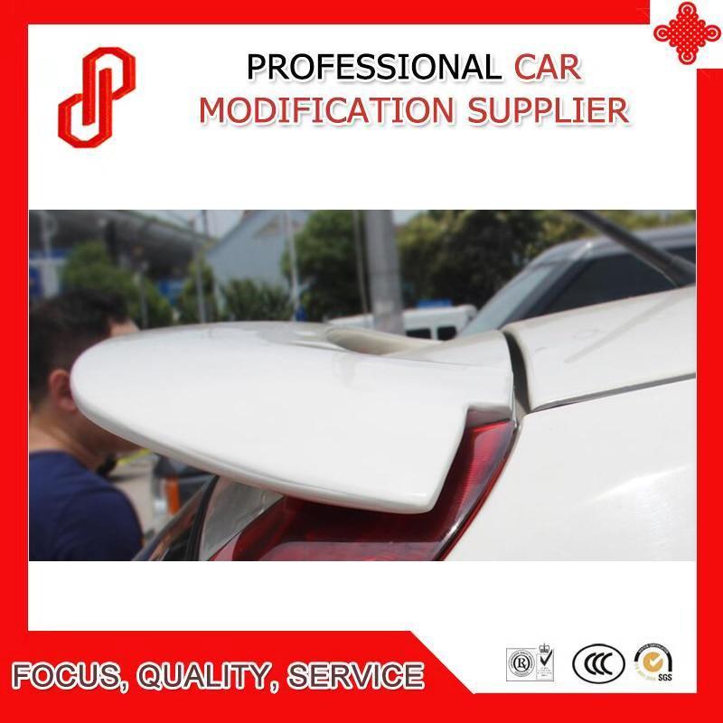 Haute qualité ABS noir rouge blanc couleur becquet arrière pour MG3 2009 2010 2011 2012 2013 2014 2015 2016 2017 2018