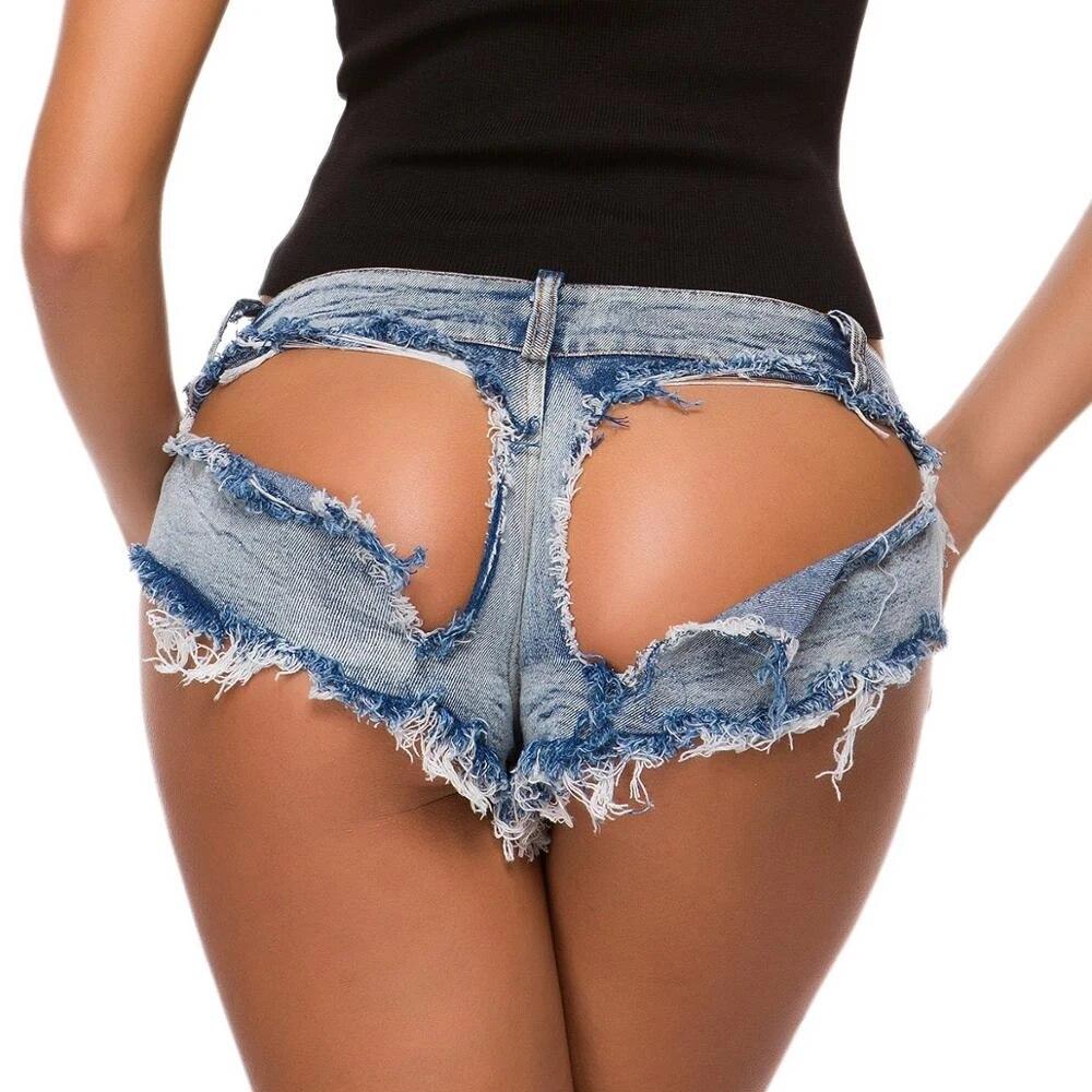 Low Rise Booty Panties Photos
