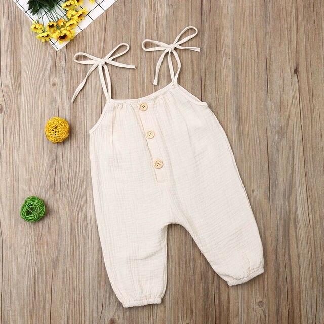 Jumpsuit Baby Warna Pastel  2
