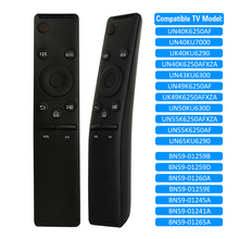 Universal remote control Infrared IR Backup remote control for Samsung Smart LCD TV 32  65BN59 UN40 UN50 UN65 etc series