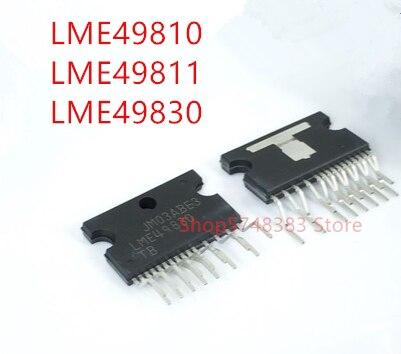 1PCS/LOT LME49810 LME49811 LME49830 ZIP Power Amplifier Drive IC