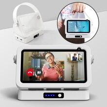 Chargeur Portable pour Echo Show 5, boîte de poignée à base de batterie, batterie rechargeable pour Amazon Echo Show 5, chargeur daffichage intelligent