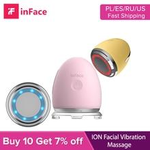 Xiaomi InFace Facial Vibration Massage Multicolor Rejuvenation Ion Import Export Instrument Facial Skin Care