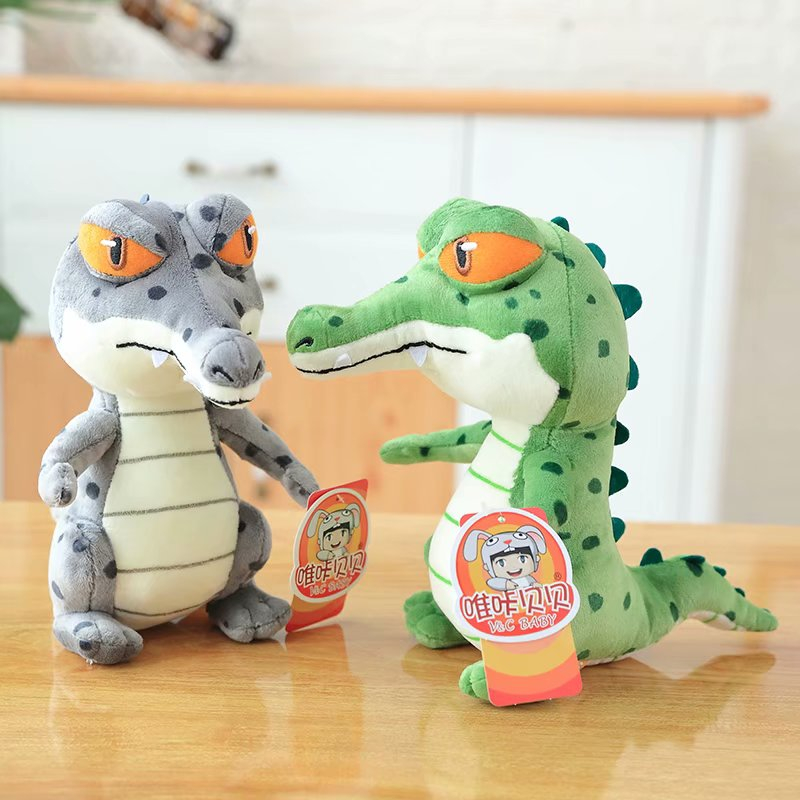 Crocodile Plush Toys Soft Stuffed Doll Toys For Boys Gift Children Toys For Girls Baby Gifts Birthday Cute Corcodile Toy Kawaii