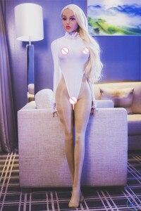Image 5 - JY בובת 148cm מלא TPE בובת מין עם מתכת שלד סקסי אישה אמיתי סיליקון מין בובת זכר מציאותי מין בובה