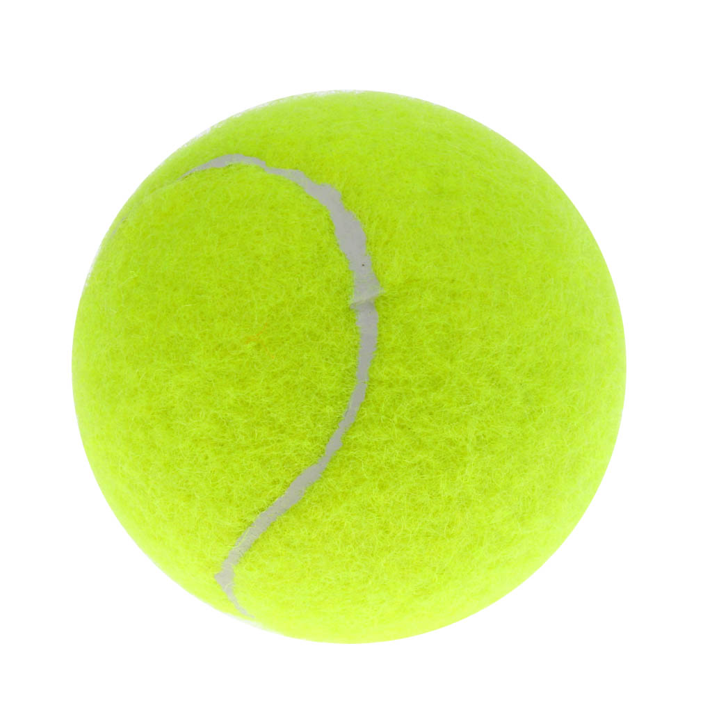 12 Pieces Advanced Training Tennis Balls With Storage Bag Dog Toy Game Balls Great Bounce