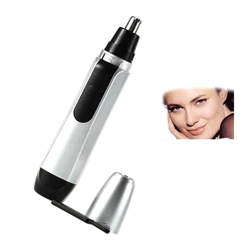 Electric Nose Hair Trimmer Nose Clipper Battery Powered Men Shaving Razor PR Sale