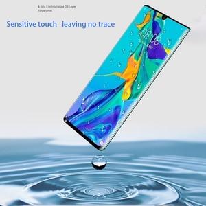Прозрачное изогнутое УФ жидкое закаленное стекло с полным клеем для Huawei Mate 30 20 Pro Защита экрана для P30 20 Pro Lite Mate 20 lite 5D