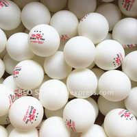 30/60 kugeln/120 bälle Doppel Fisch Tischtennis Ball V40 + 3-stern ohne box ABS material kunststoff poly ping pong ball tenis de mesa