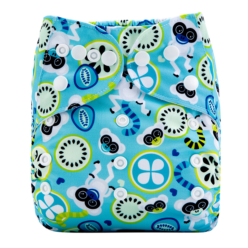 Reusable Terry Towel Cloth Diaper Nappies Girl Washable Baby Cloth Diapers Nappies Washable Nappy M24