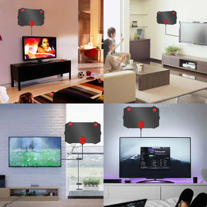 Image 4 - Kebidumei 1080P Indoor Digital TV Antenne HD HDTV Antena DVB T/T2 DVB T/T2 DVBT2 Kabel TV antena UHF VHF DTV Antennen Luft