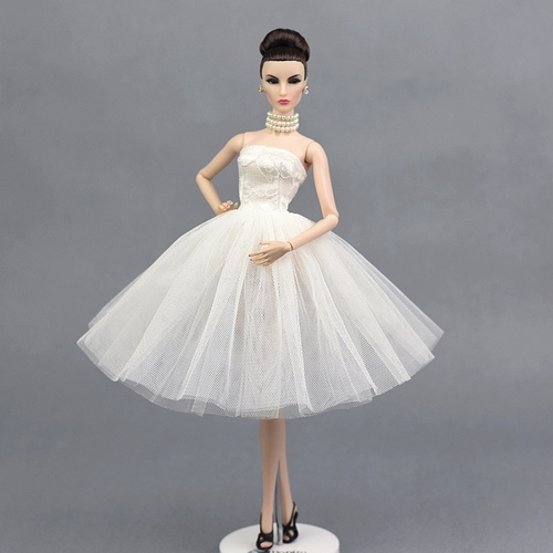 30cm Doll Dress Fashion Clothes suit for licca For Barbie Doll for blythe Accessories Baby Toys Best Girl' Gift 9