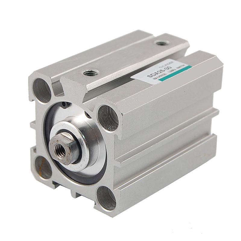 New Diameter of 25 mm of stroke of 30 mm of double effect pneumatic cylinder pneumatic actuator|Pneumatic Tools| |  - title=