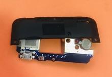 Placa de carga con enchufe USB, altavoz para Homtom S7 MTK6737 Quad sin núcleo