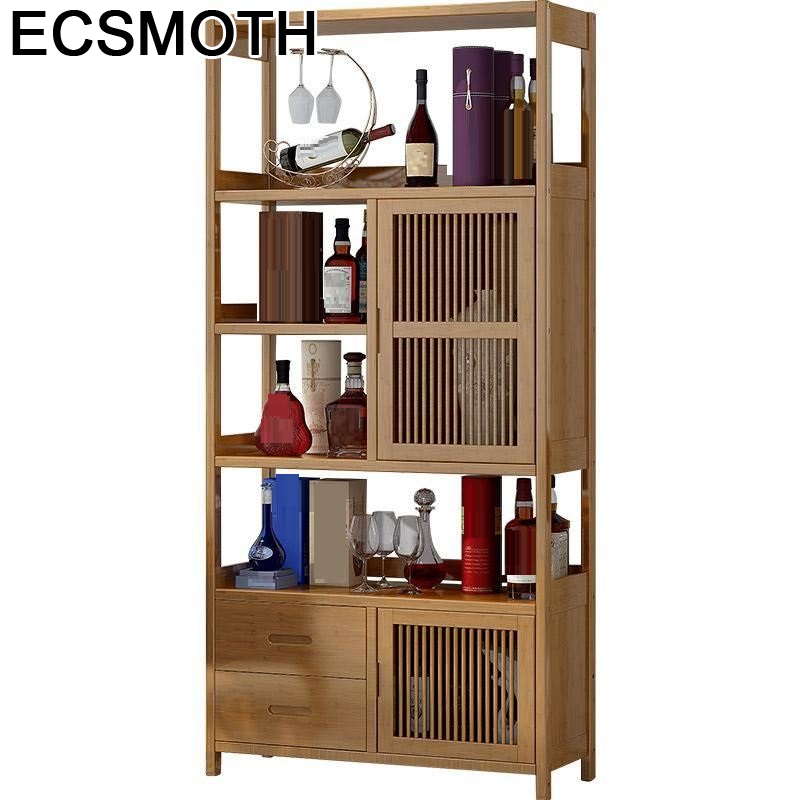 Meuble Display Desk Cocina Sala Rack Meja Shelves Mobilya Meube Cristaleira Shelf Commercial Furniture Mueble Bar Wine Cabinet