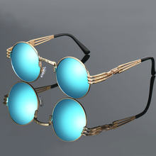 2020 винтажные Ретро готические солнцезащитные очки в стиле