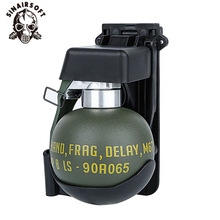 Costume Ball Paintball-Accessories Frag Grenade Dummy-Model Molle-System Airsoft Tactical