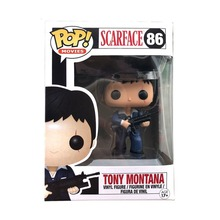 Funko POP toys Scarface Tony Montana Vinyl Action Figure Original Box Collection Model Toys for children Christmas Birthday Gift 2017 funko pop batman action figure toys plastic vinyl figures desk toys birthday christmas gift for kids children