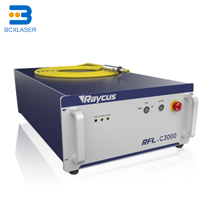 China Made Raycus Fiber Laser Power Source 1000W With Best Quality RFL-C1000