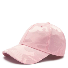 Embroidery Camouflage Baseball Cap Summer Autumn Hat Women Men Snapback Outdoor Casual Adjustable Hip Hop Sun